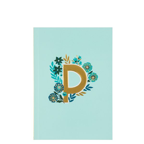 Letter P Notebook