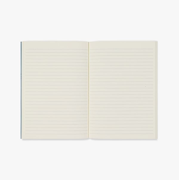Letter M Notebook