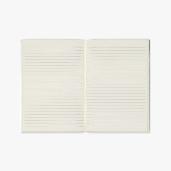 Letter X Notebook