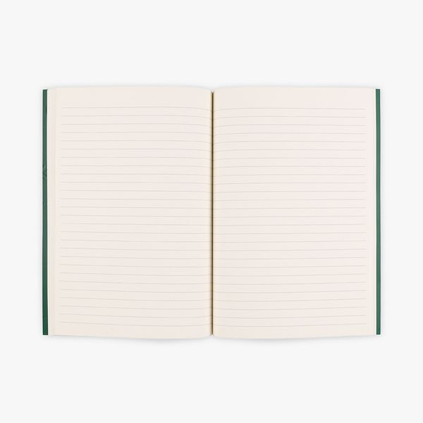 Letter S Notebook