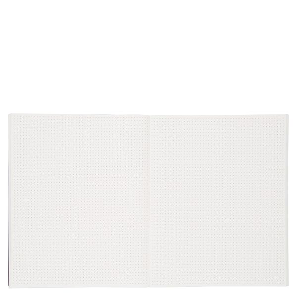 8x10 notebook with pocket