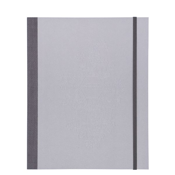 8x10 subject notebook