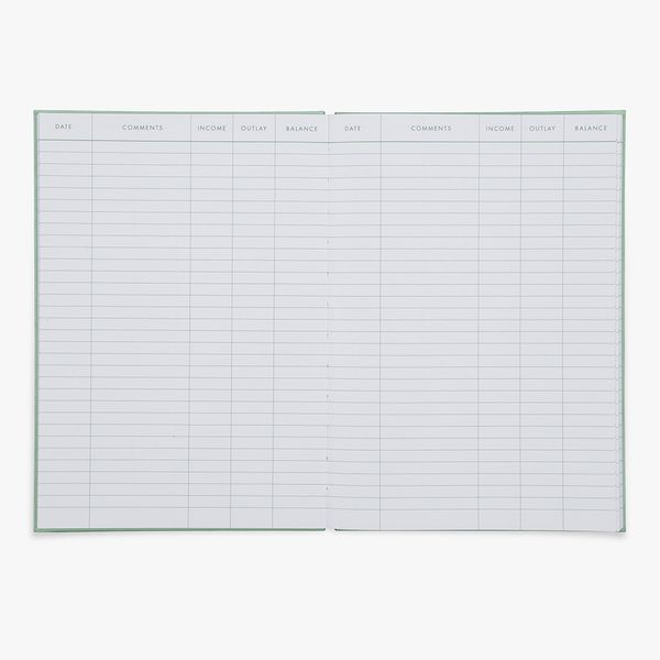 A5 Beautility Budget Planner