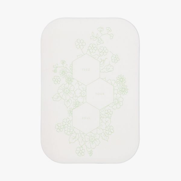 Bamboo Floral Lunch Box