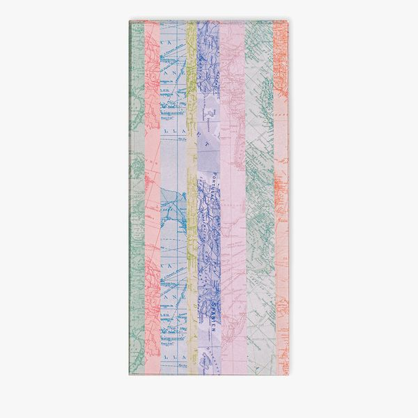 Maps tissue paper - 3 sheets