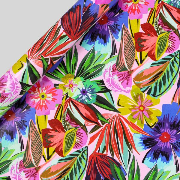 Babylon Floral Wrapping Paper - 3m