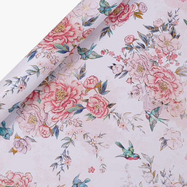 Sora Swallow Wrapping Paper - 3m