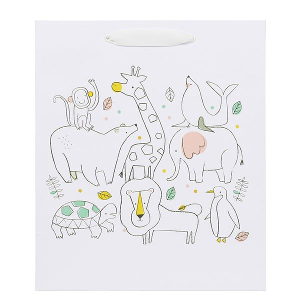 New baby large gift bag