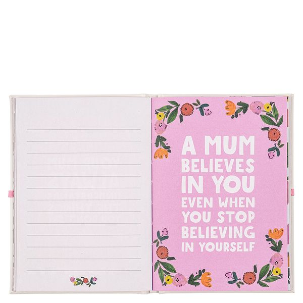 Little book of Mum journal