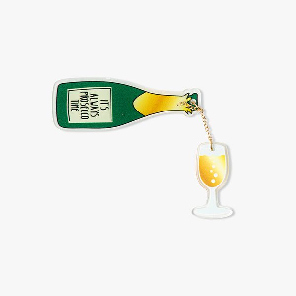Prosecco Time Magnet