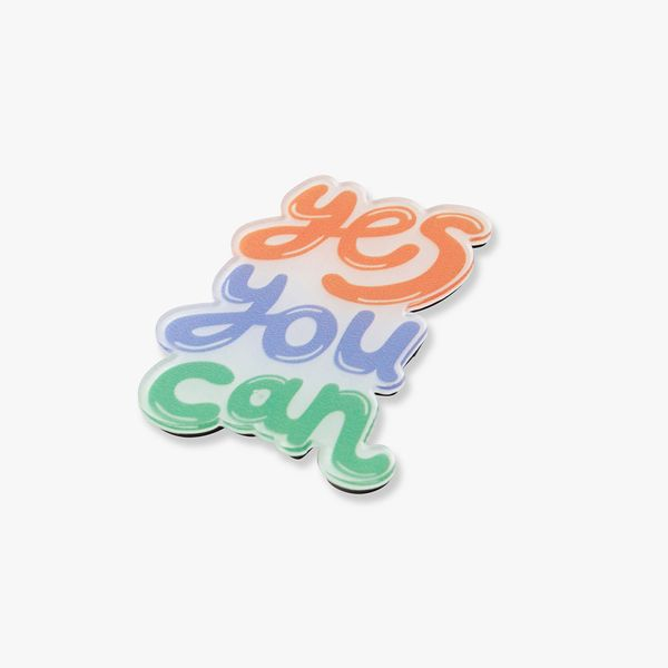 Yes You Can Magnet