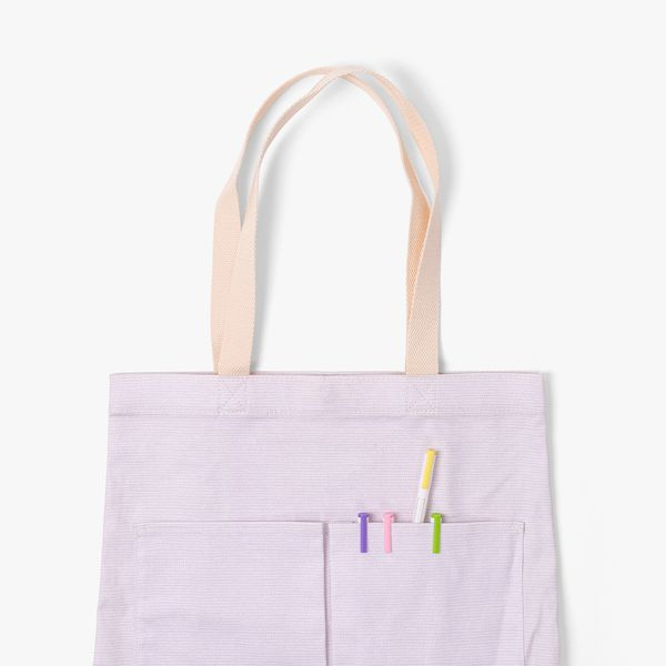 Tote Bag with Pockets