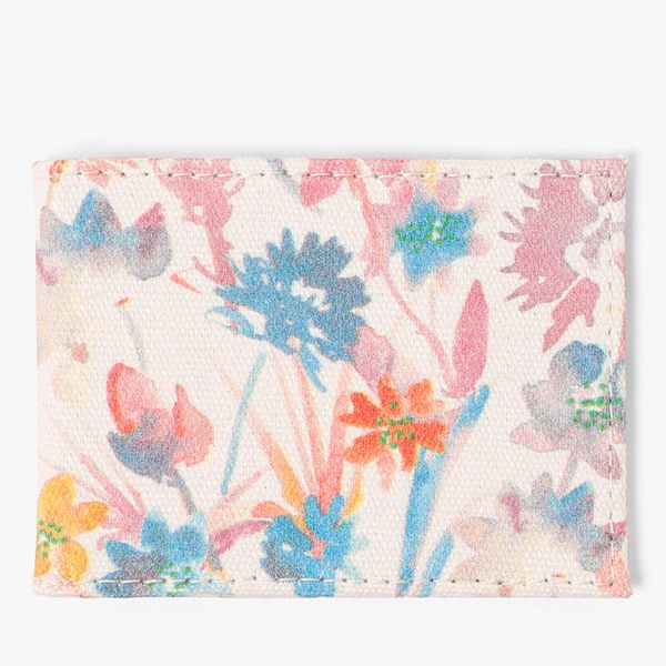 Meadow Floral Pass Case