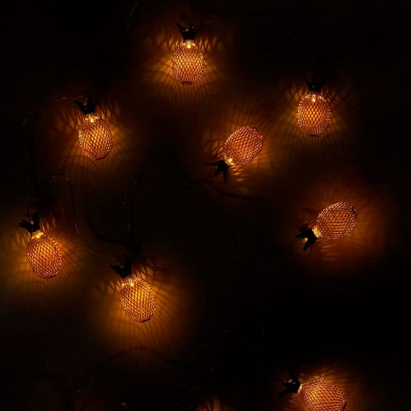 Pineapple Wire Lights