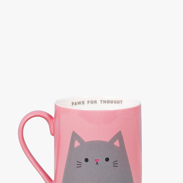 Cat Paws For Thought Mug