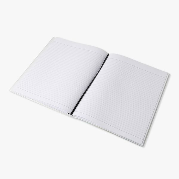 8x10 Out of Office Notebook