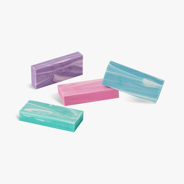 Marble Erasers - Pack of 4