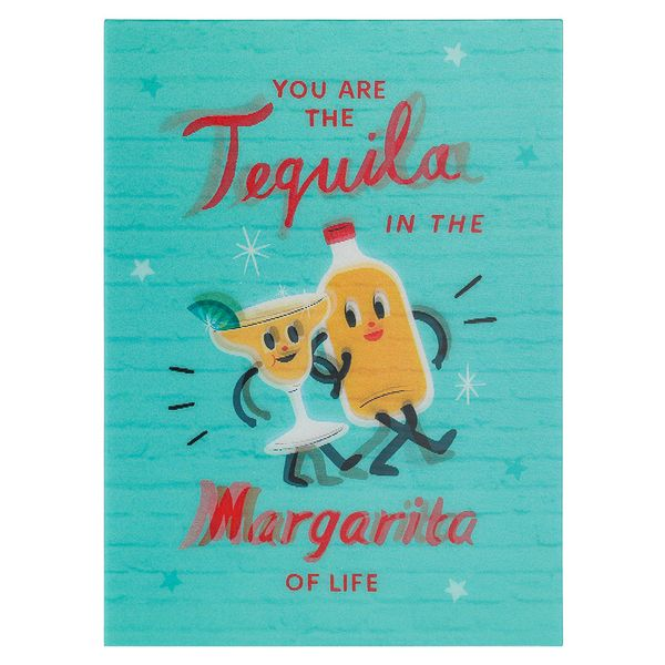 Tequila Margarita of Life Card