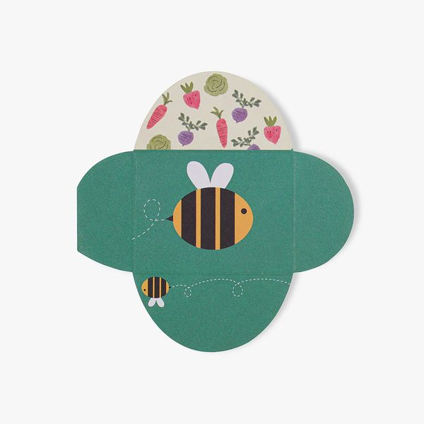 Bee Happy Fold and Send Letters