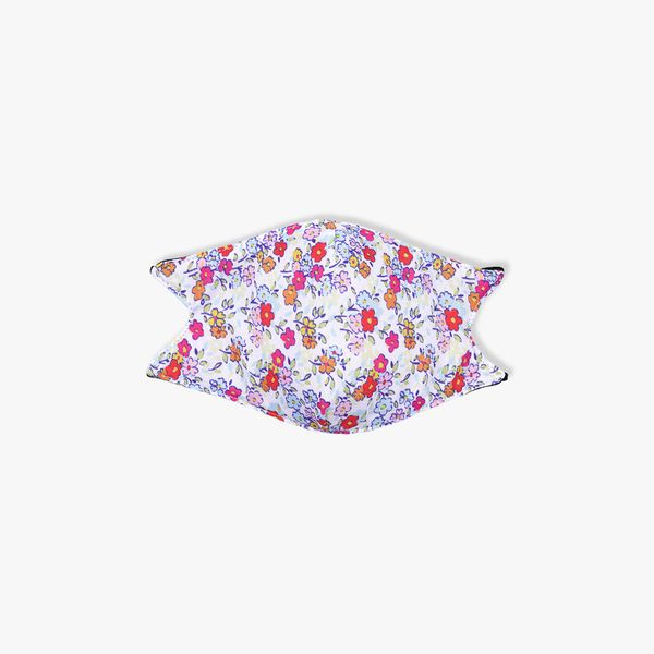 Floral Face Coverings - Pack of 5