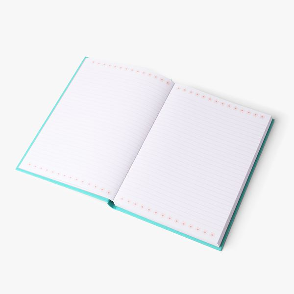 A5 Floral Friends Embroidered Notebook
