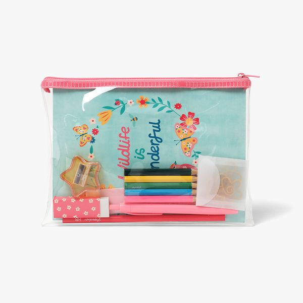 Floral Friends Stationery Pack