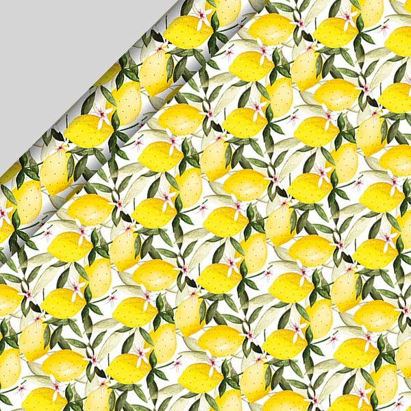 Lemons Wrapping Paper - 3m