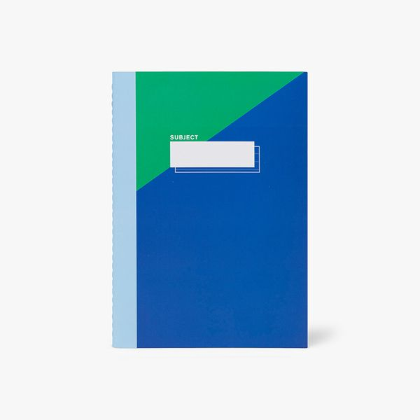 A5 Primary Exercise Notebook