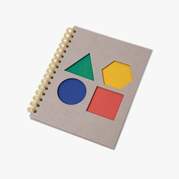 A5 Primary Wiro Notebook