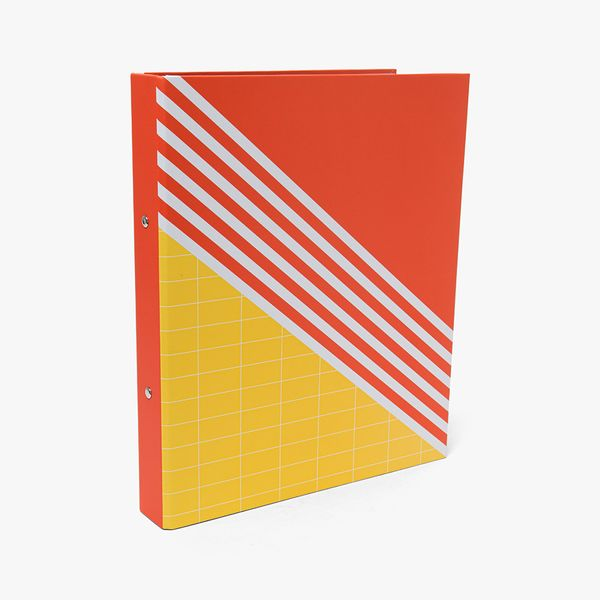 A4 Primary Ringbinder