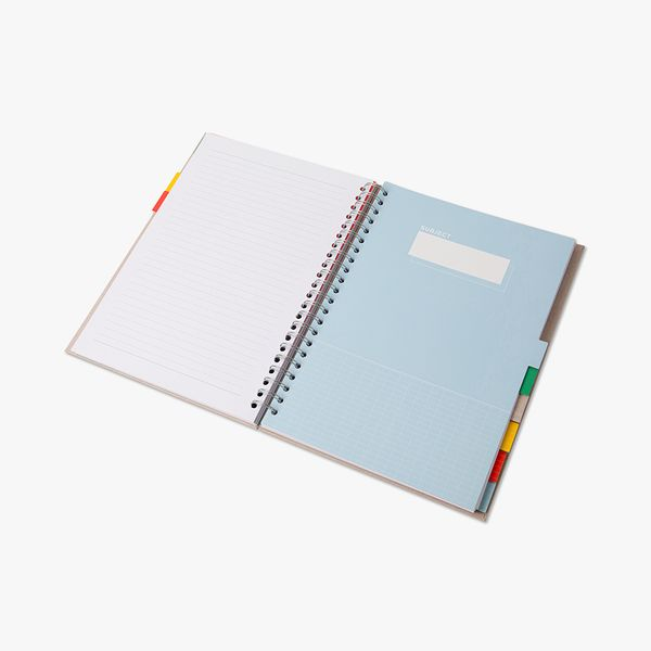 A4 Primary Subject Notebook