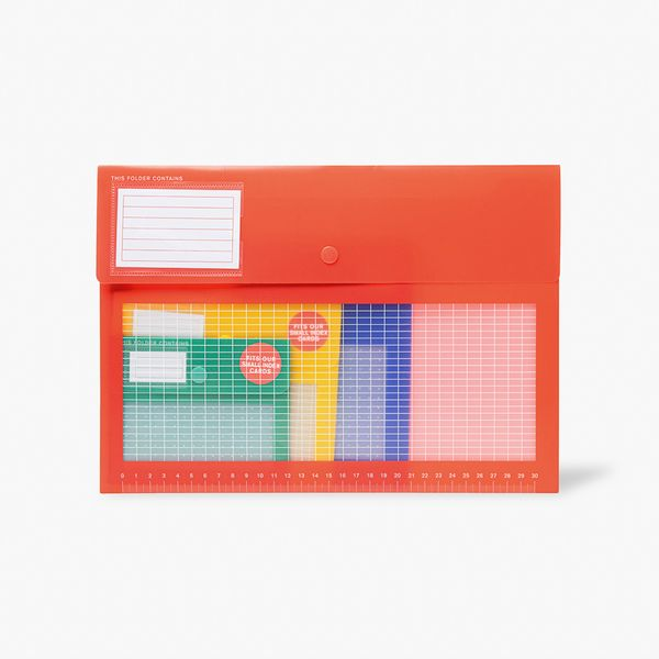 Document Wallets - Set of 4