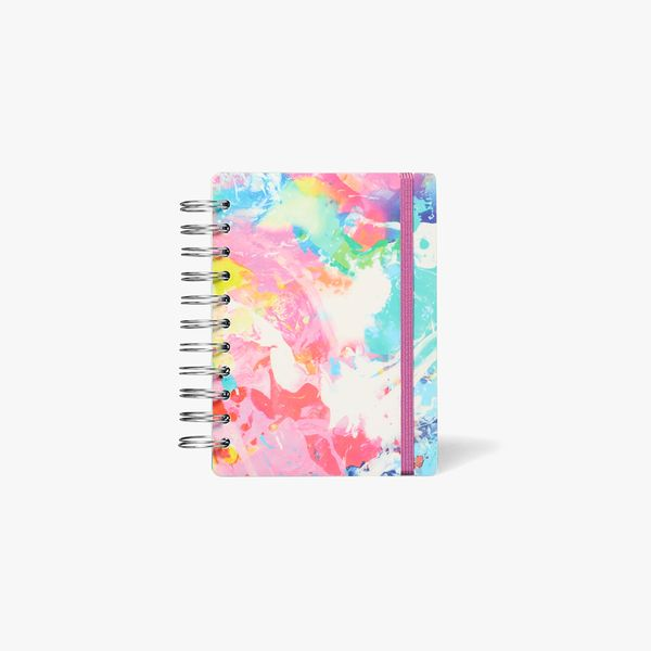 A6 Marble Subject Notebook