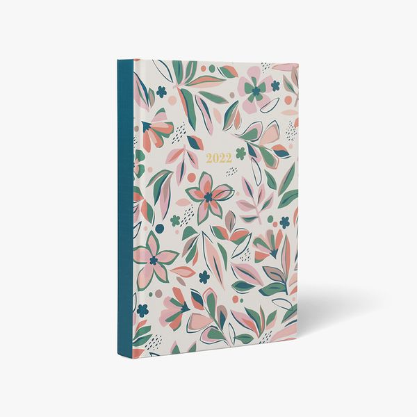 A5 Serenity Diary With Pen 2022