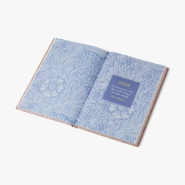 A5 Deboss Floral Diary 2022