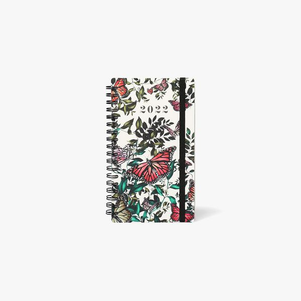Slim Butterfly Diary 2022
