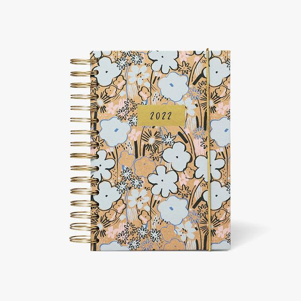 A5 Inky Meadow DTV Diary 2022