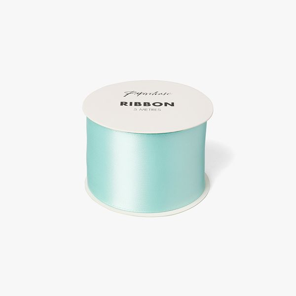 Wide Turquoise Spool - 5m
