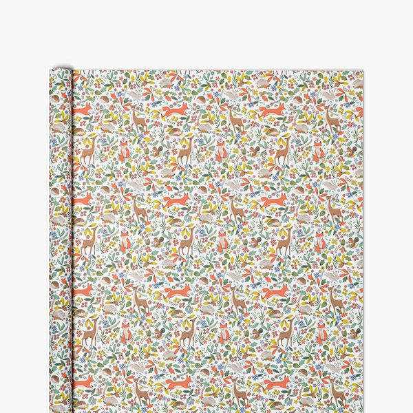 Woodland Wrapping Paper - 3m