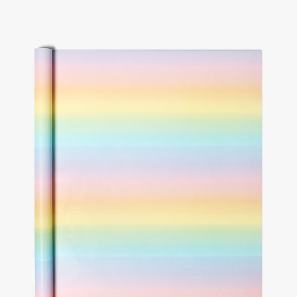 Pastel Ombré Wrapping Paper - 5m