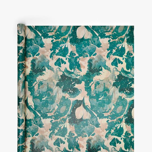 Vintage Marble Wrapping Paper - 3m