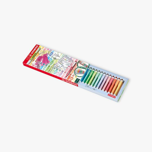 STABILO Swing Cool Highlighters - Pack of 18