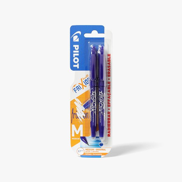 Pilot Frixion Rollerball Pens - Pack of 2