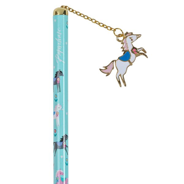Unicorn charm pen