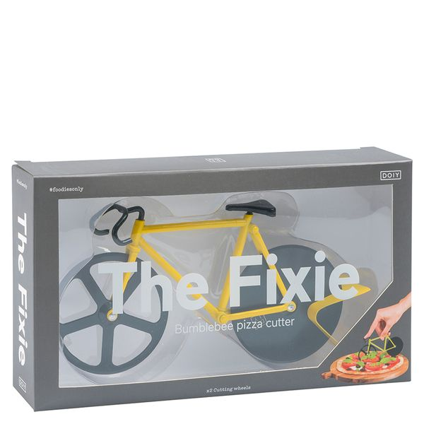 DOIY bicycle pizza cutter