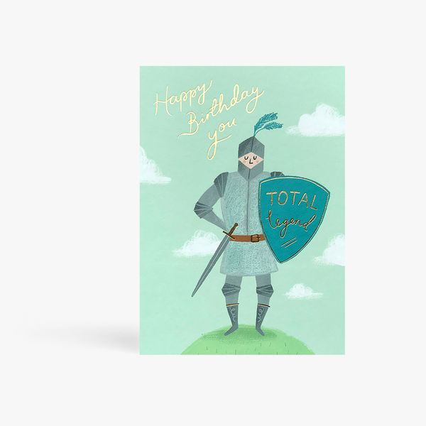 You Total Legend Birthday Card