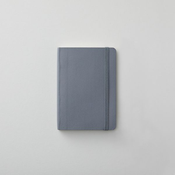 Agenzio soft granite grid small notebook