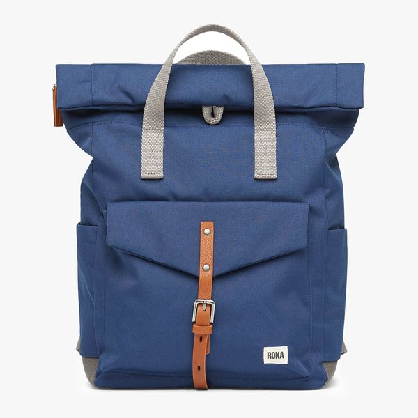Roka Canfield Sustainable Backpack - Mineral