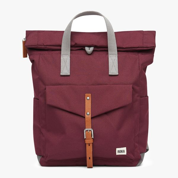 Roka Canfield Sustainable Backpack - Sienna